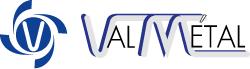 Logo Val Metal